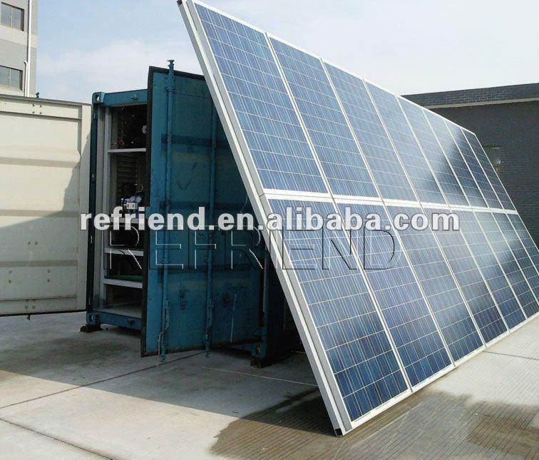 pr fabriqu e chambre froide de r frig ration unit pilot l 39 nergie solaire chambre froide id. Black Bedroom Furniture Sets. Home Design Ideas