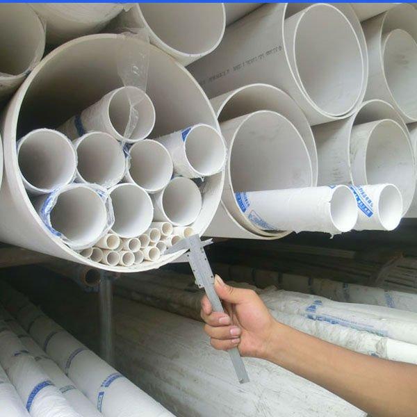 Pin tubo pvc esgoto e acessorios on pinterest - Medidas tubos pvc ...