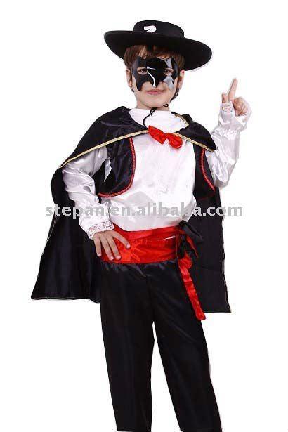 El Zorro Costume