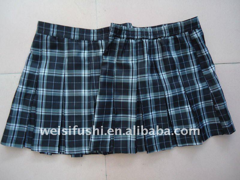 De La Escuela Chica Caliente Faldas Las Ni As En Cortas