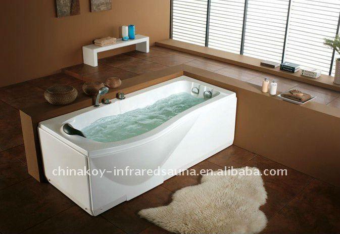 Baño Con Tina De Hidromasaje ~ Dikidu.com