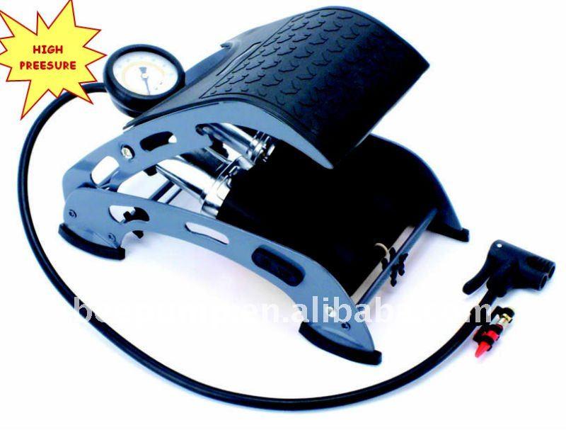 haute pression de haut grade de voiture pompe pied et v lo gonfleur des pneus id du produit. Black Bedroom Furniture Sets. Home Design Ideas