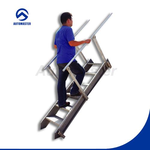 Port til de aluminio escaleras escaleras al aire libre for Escaleras portatiles precios