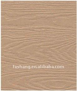 Grain de bois mur panneau d coratif pour int rieur 2440 3 7 m - Panneau bois decoratif interieur ...