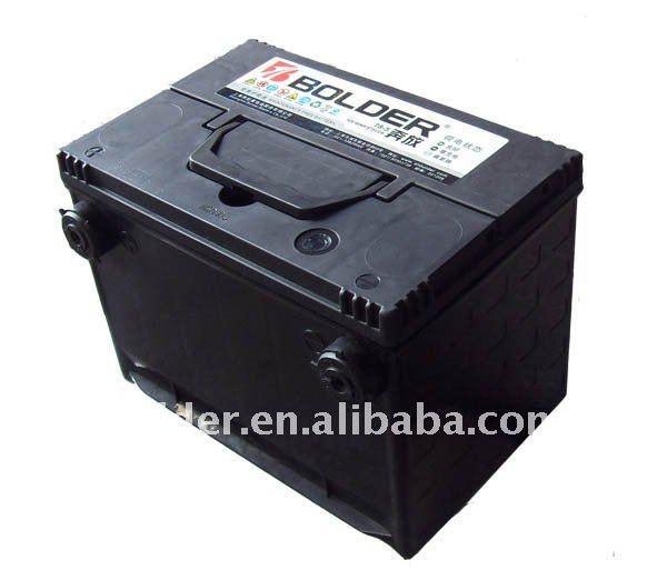 Bateria de carro 785 de BCI MF por Shanghai Bolder Battery Co Ltd