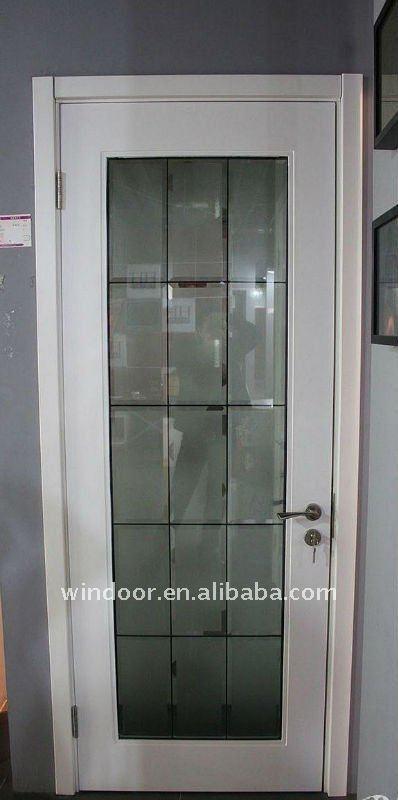 Puertas De Baño Interior:interior de pvc esmerilado de vidrio puerta del baño