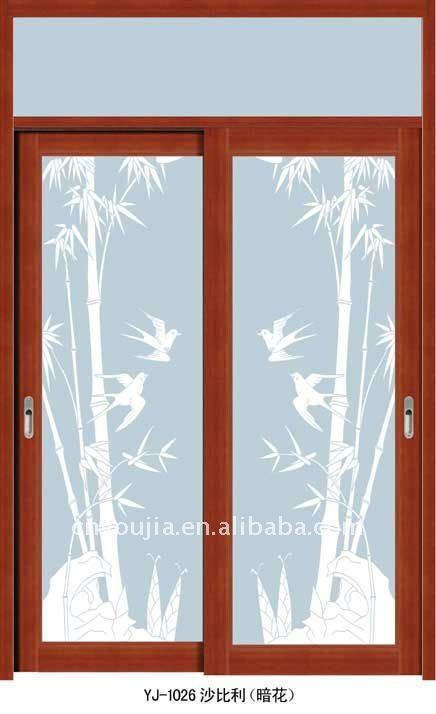 aleacin de aluminio de la puerta corredera para cuarto de bao o la wallpaper gallery