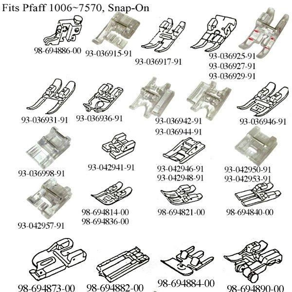 Pin macchine per cucire meccaniche singer prezzi sewshop for Piedini singer prezzi
