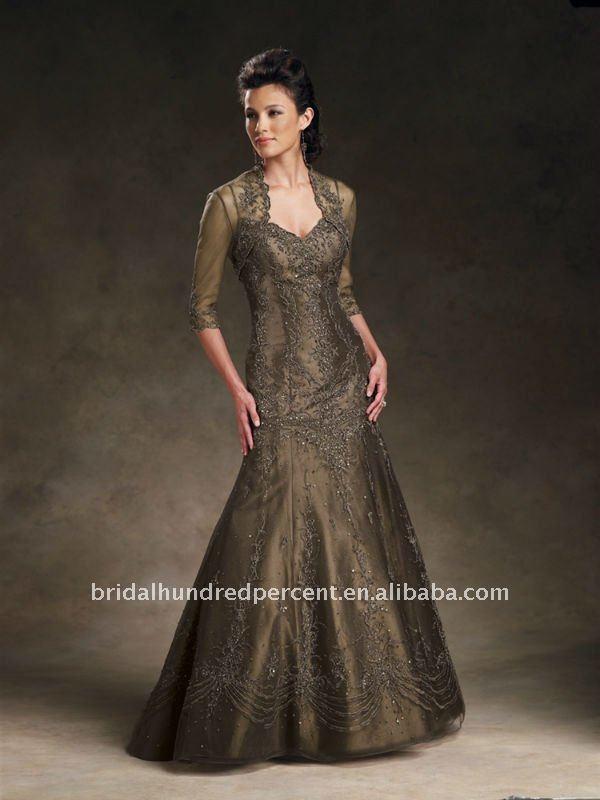 Вышитые платья: схемы для