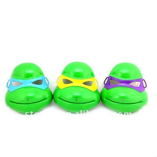 Las tortugas ninja realizar máscara para los niños tz-b26-Máscaras ...