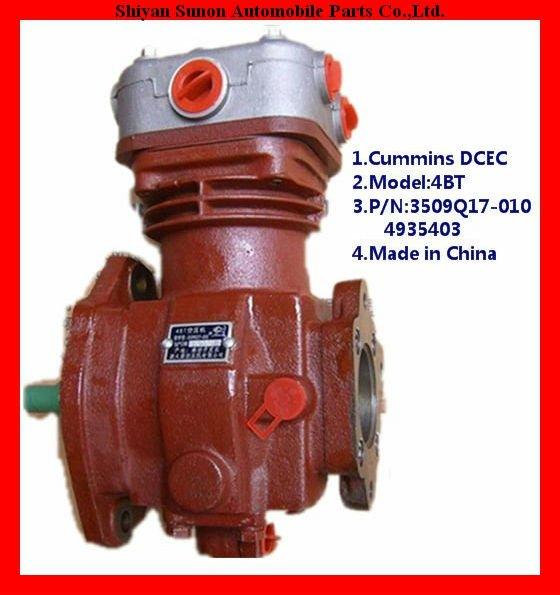 Cummins 4bt compresor de aire precios 3509q17 010 4937403 - Precio compresor de aire ...