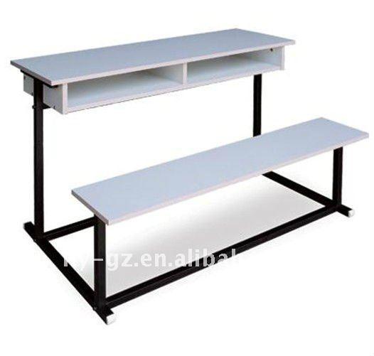 Mobilier scolaire tables et chaises d 39 coles sf 66b for Mobilier bureau etudiant