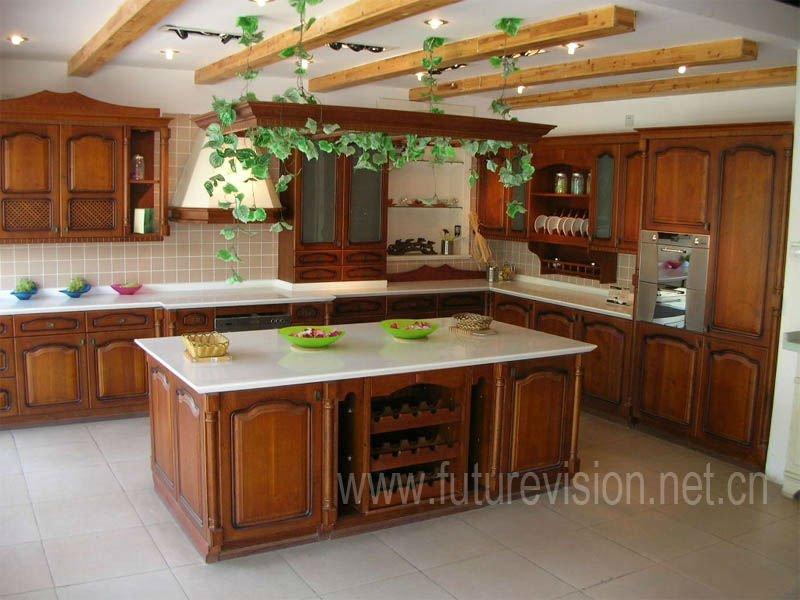 Excelente mesa de cocina barra americana foto ideas para for Mueble cocina americana
