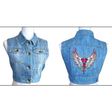 Mens Jeans Vest