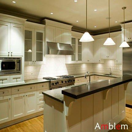 P15 blanc pvc cuisine armoire de cuisine id du produit for Cuisine blanche classique