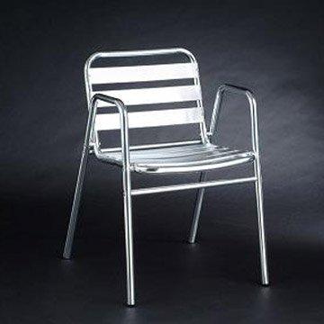 chaise alu