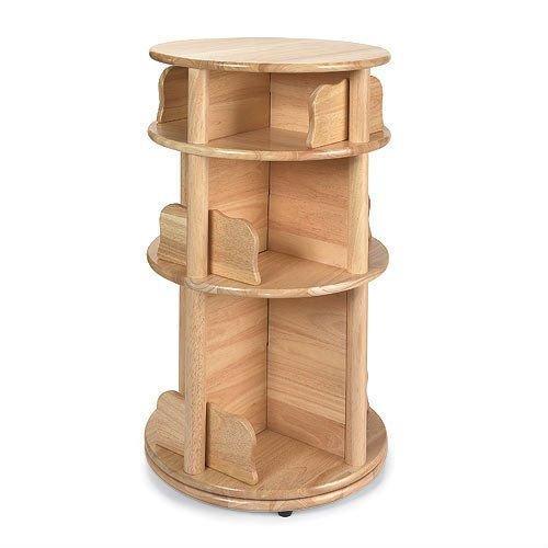 Стеллаж деревянный мебельный