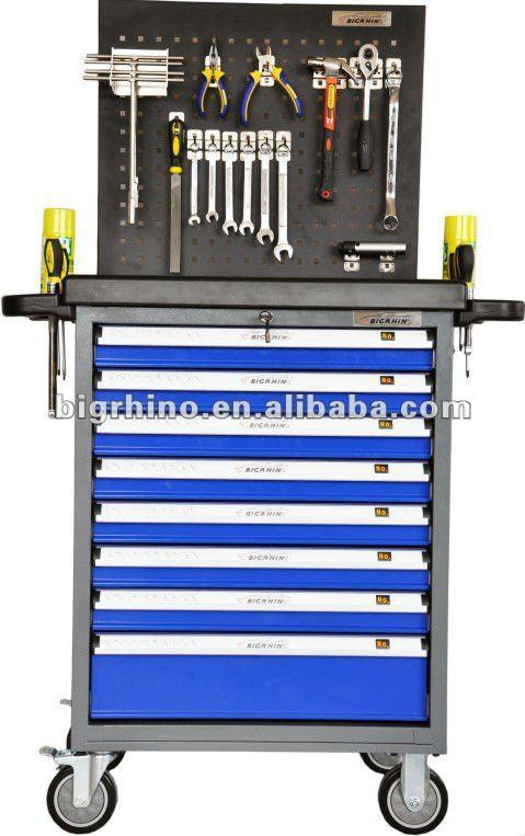 acht schubladen werkzeug auto werkzeugschrank produkt id 515100469. Black Bedroom Furniture Sets. Home Design Ideas