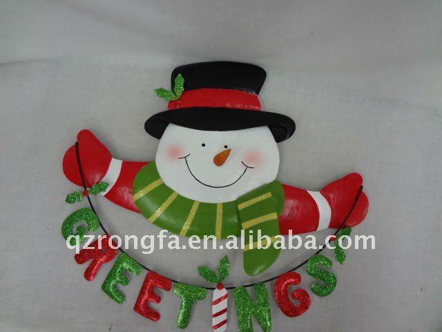 Pl stica diciembre 2013 for Decoracion de aula para navidad
