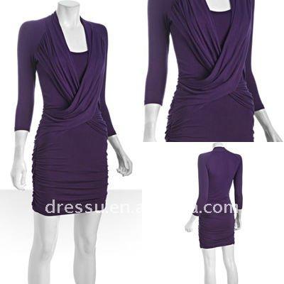 La Imagen De La Oficina Formal Vestidos Para Las Mujeres  Acanalada