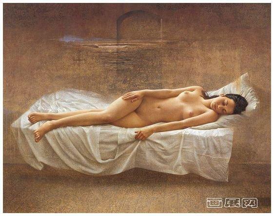Caliente La Venta De Mujeres Desnudas Pinturas Al Leo Pintura