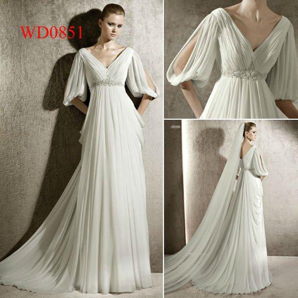 Wedding Saloon :: Свадебные платья с длинным рукавом - Свадебные
