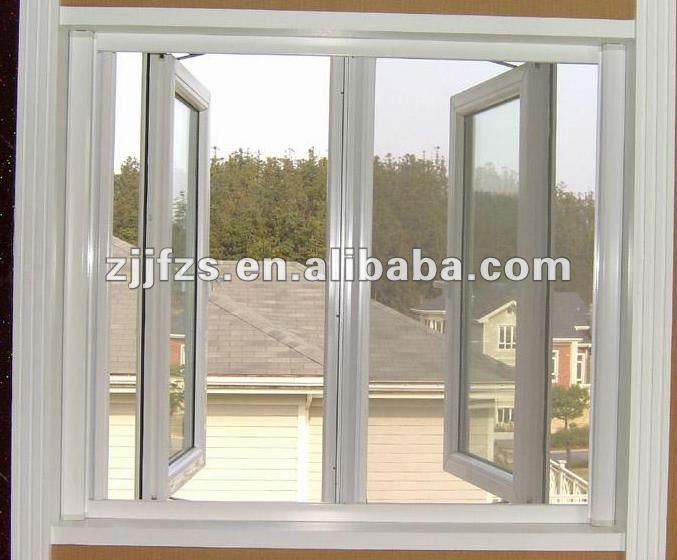 Finestra di apertura esterna del pvc vetrino id prodotto 522045460 - Finestre apertura esterna ...