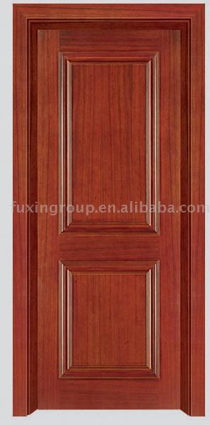 Interior puertas de madera moderna dise os puertas for Puertas disenos