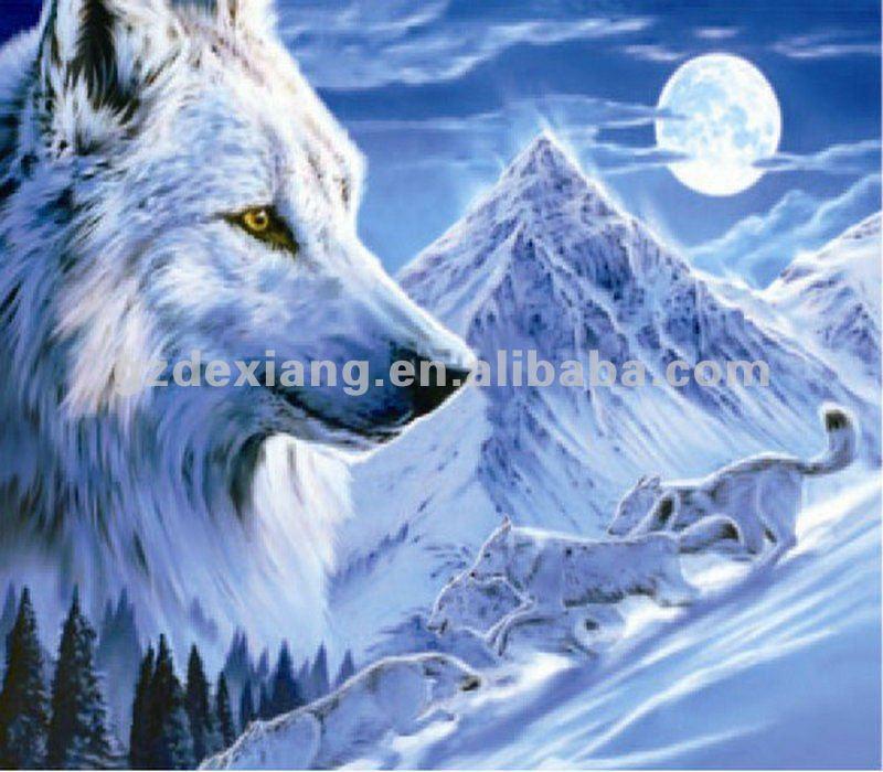 Картинки прикольные с волками