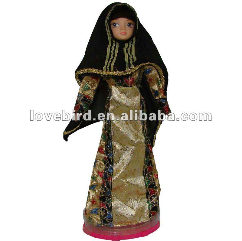 Black Abaya Pcs Hijab Niqab
