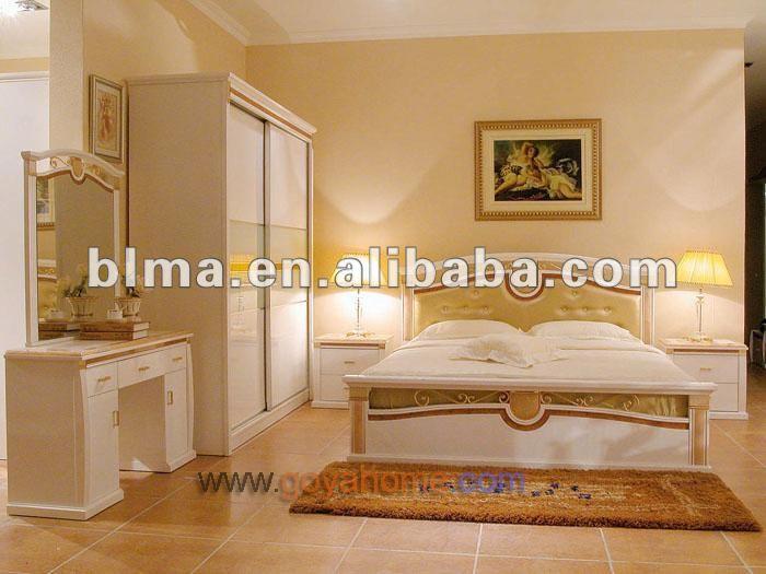 29 modernes de chambre coucher de meubles de maison de panneau de - Modele De Chambre A Couher