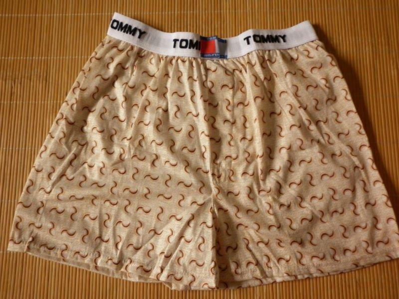 tejido para hombre boxer shorts, diseño de moda de playa boxer shorts