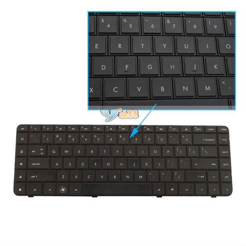 لوحة مفاتيح الكمبيوتر المحمول hp ديل