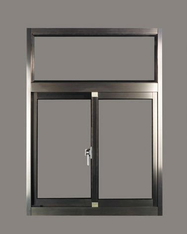 De color plata del aluminio ventanas correderas fabricante for Colores de perfiles de aluminio