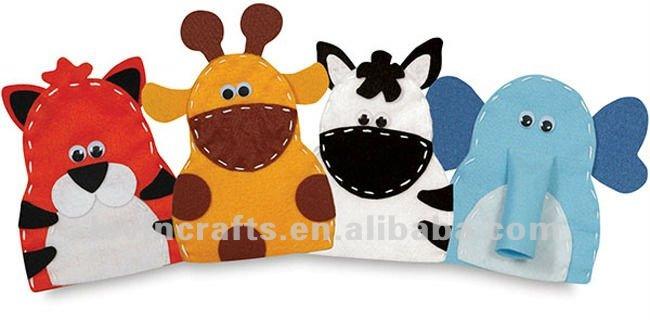 Patrones de títeres de animales - Imagui