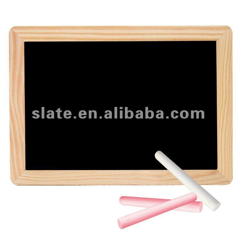 unique ardoise d 39 cole tableau tableau noir id du produit 539233865. Black Bedroom Furniture Sets. Home Design Ideas