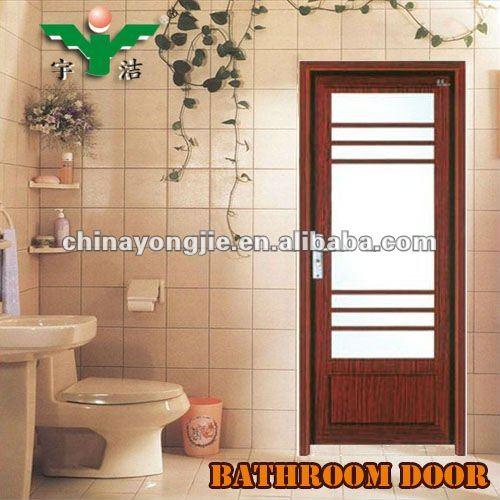 Puertas De Aluminio Para Baño Interior:Nuevo diseño 2012 de aluminio puertas de baño-Puertas