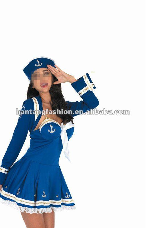 Моряк форма костюм для девочек — russian