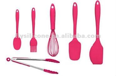 Los nombres de los utensilios de cocina conjunto de alta for Utensilios alta cocina