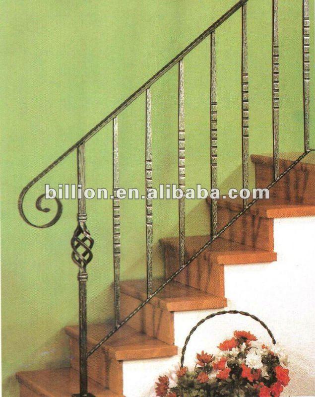Pin barandales para escaleras herreria com portal - Barandales de escaleras ...
