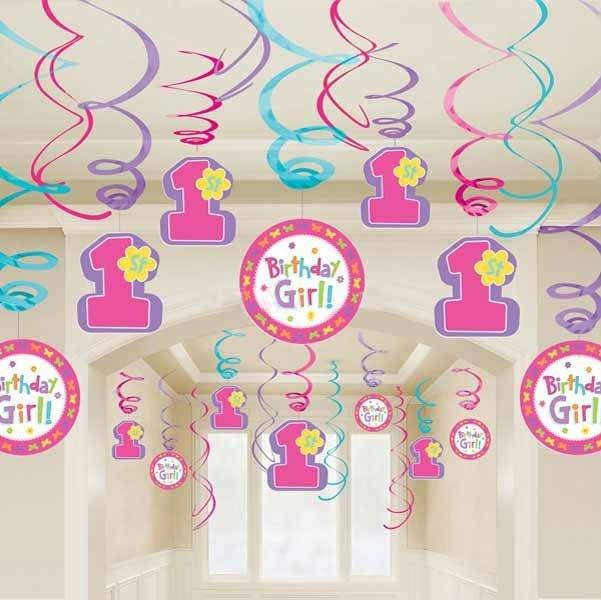 Decoración cumpleaños para niña - Imagui