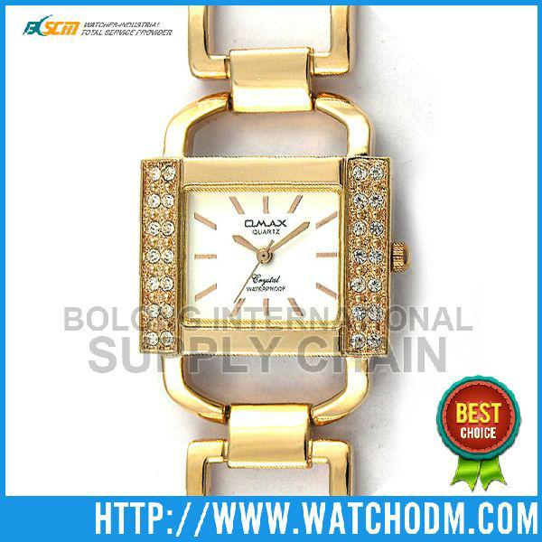 omax часы ювелирные изделия часы леди