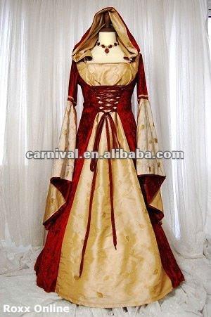 Mini trama 1.- La Calabaza podrida.  Pretty_medieval_costume_for_women_BSWC_3830_