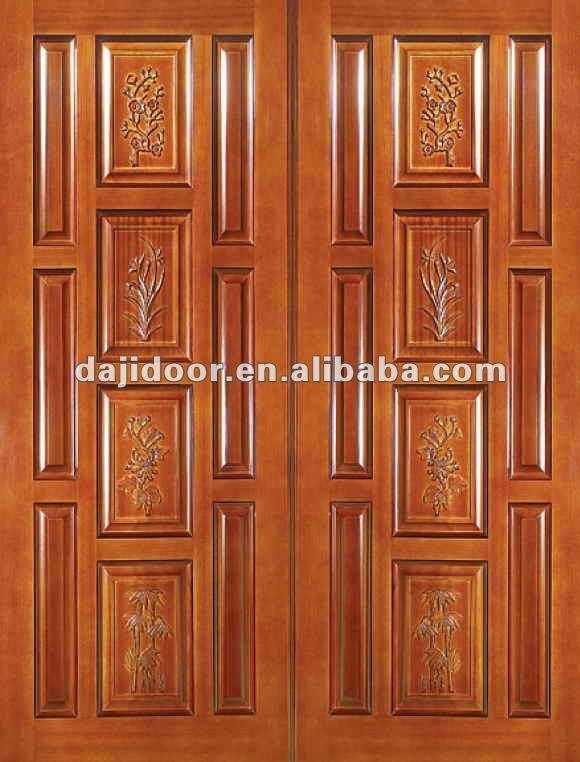 Puertas madera exteriores para casa americana spanish for Puertas de madera para exteriores de casas