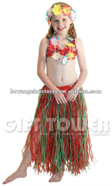 Vestuario Hawaiano