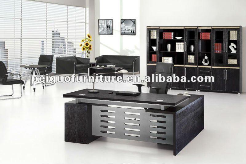 2012 pg 11b 18a nueva moderna muebles de oficina ejecutiva for Muebles de oficina modernos precios