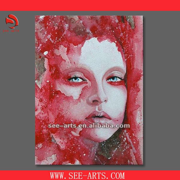 Aquarela Mulheres Nuas Pintura Em Tela Arte Portuguese Alibaba
