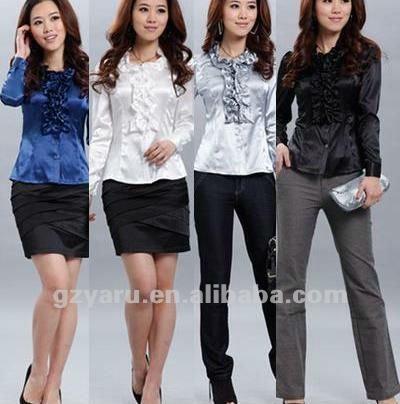 Free Asian Blouse Pattern 53