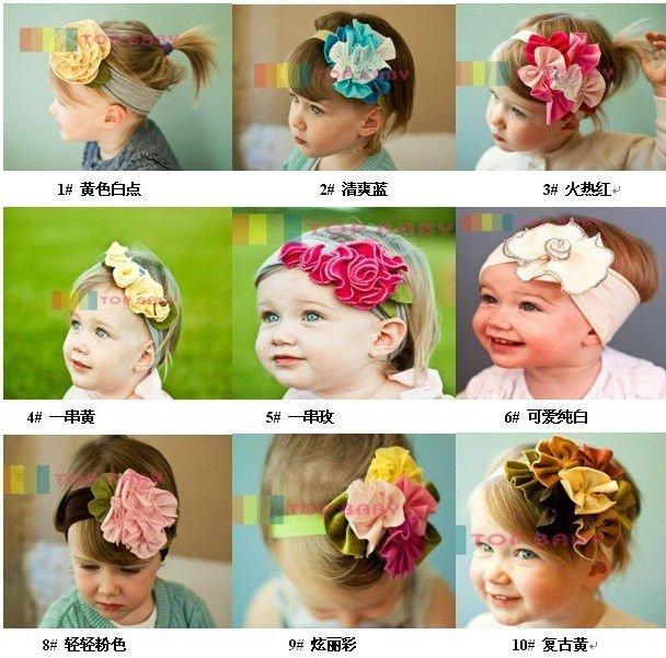 Como hacer accesorios para niñas pelo , Imagui