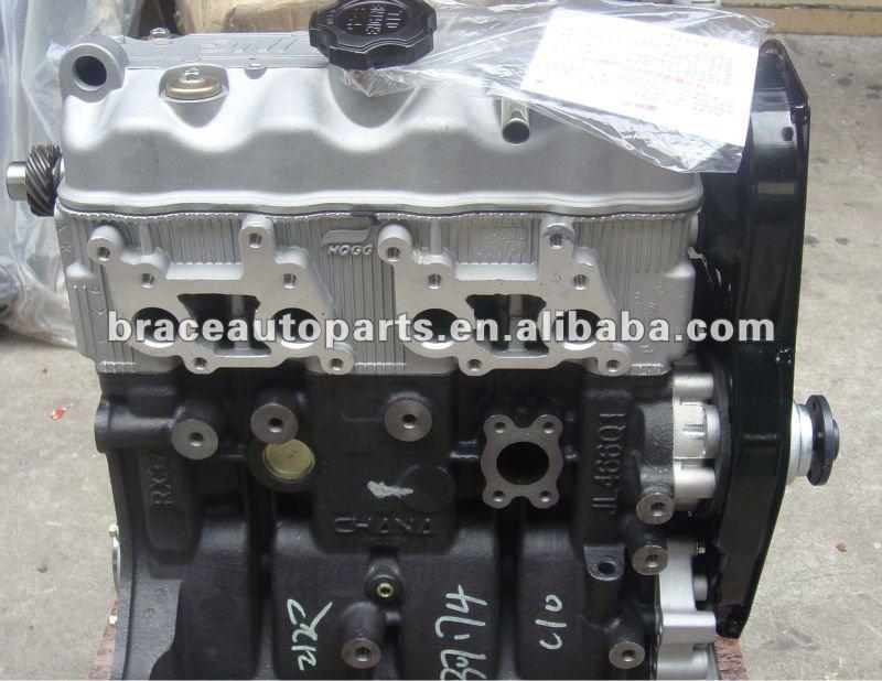 hafei 465 pickup motor completo - spanish.